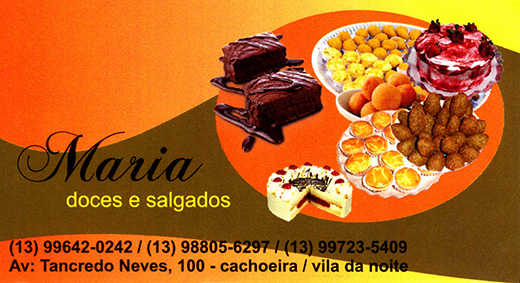 DOCES - 011